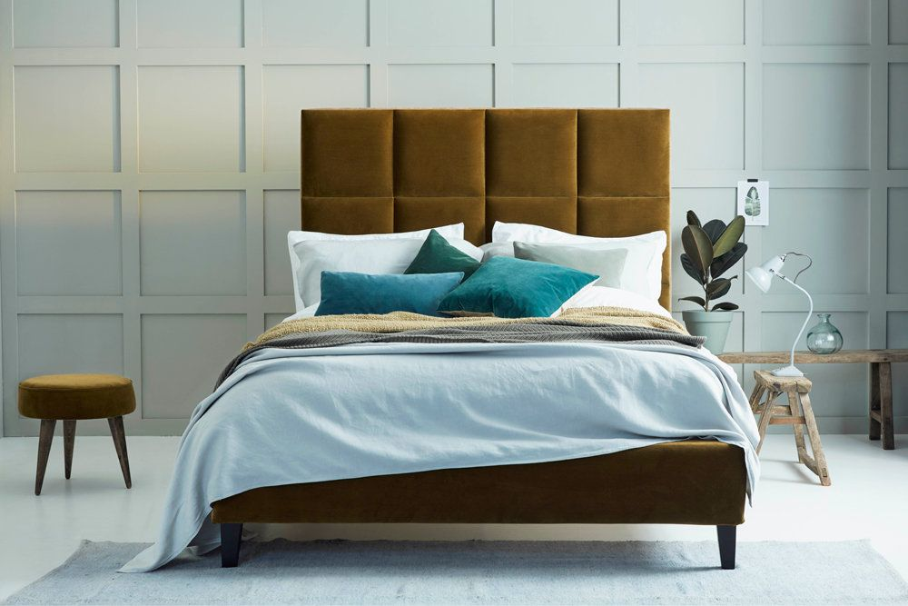 Beatrice Modern Upholstered Bed