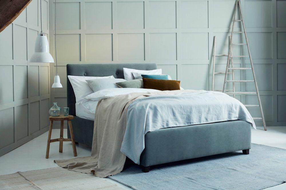 Josephine Modern Storage Bed