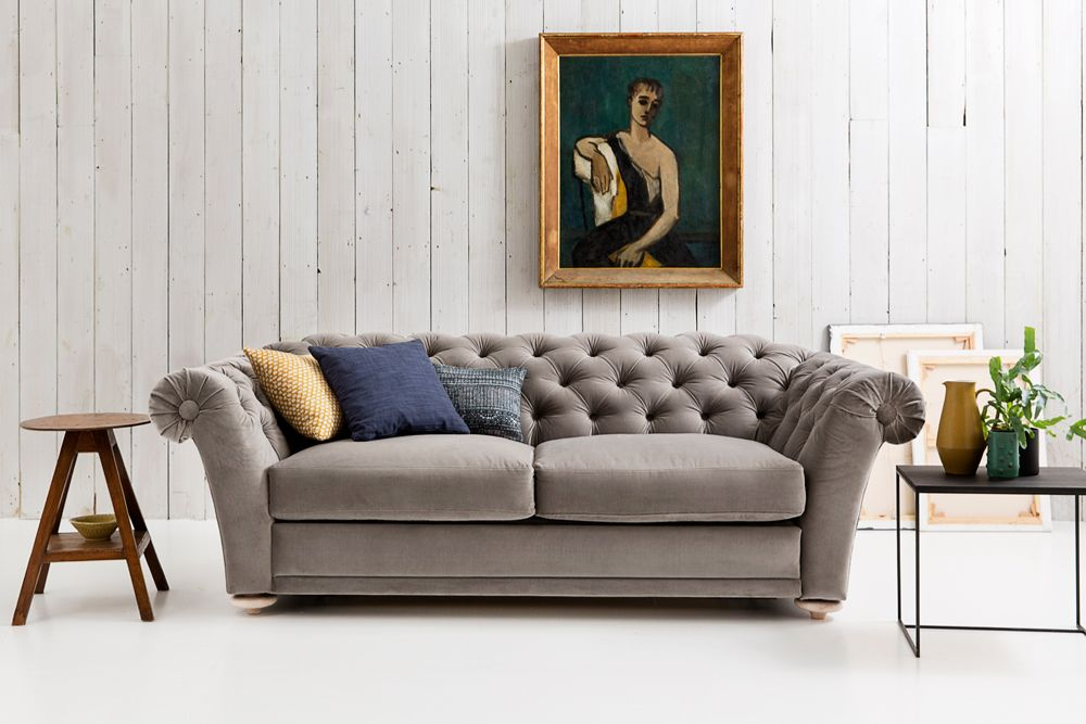 Clementine Chesterfield Sofa