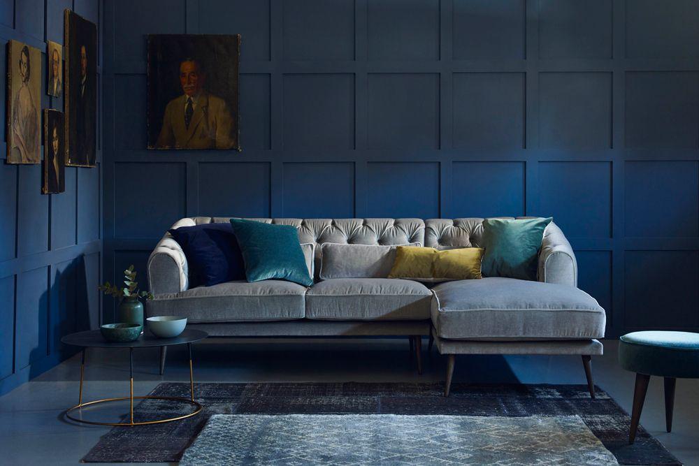 Earl Grey Corner Sofa