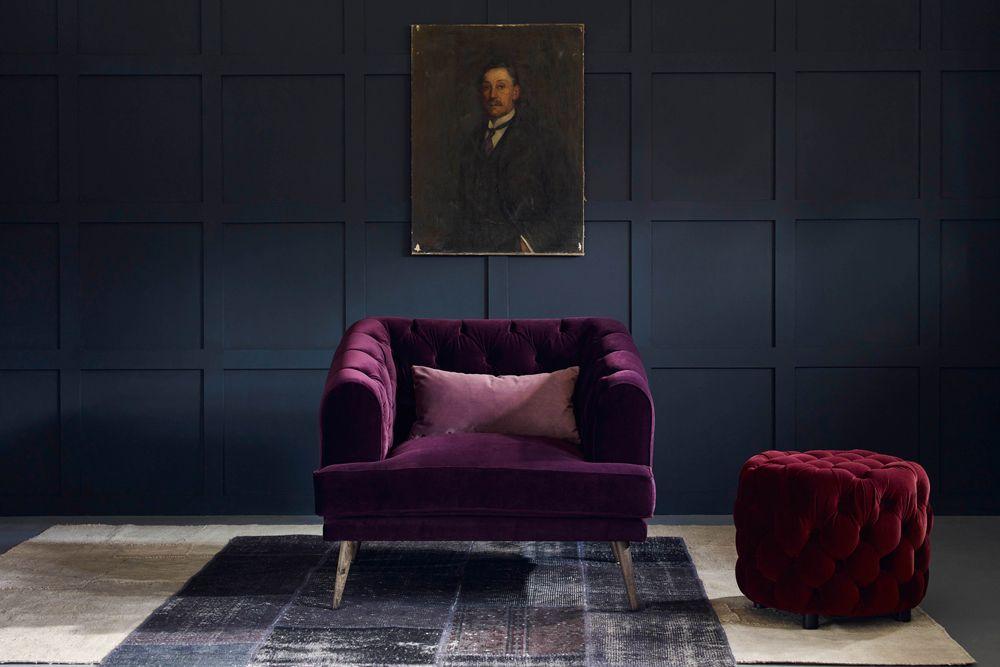 Earl Grey Armchair