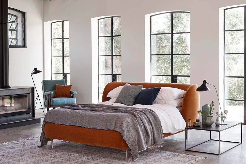 Hepworth Bed Living Etc Collaboration