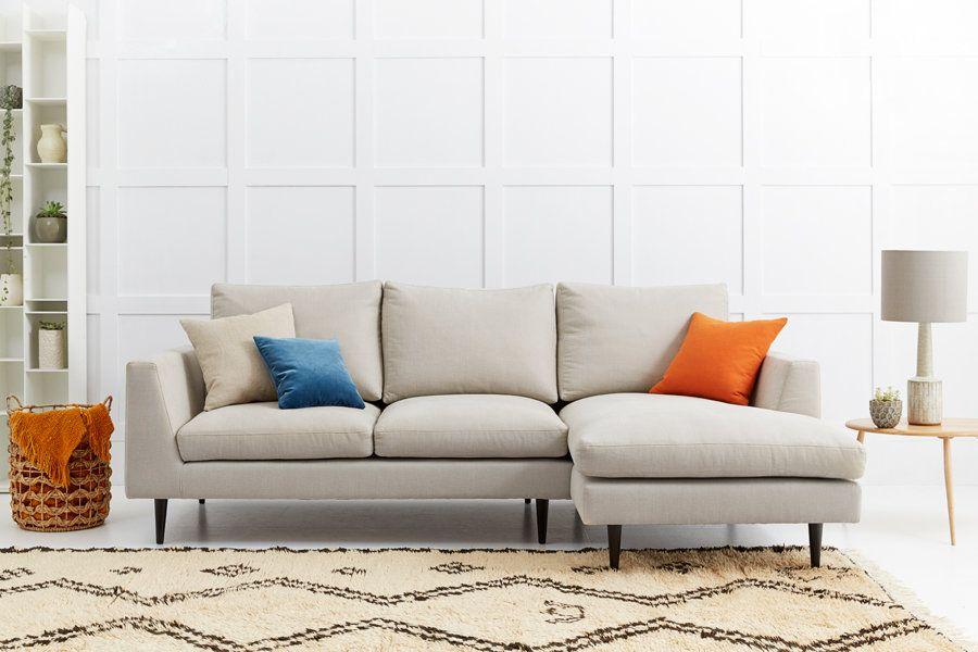 Corner Sofa with Chaise