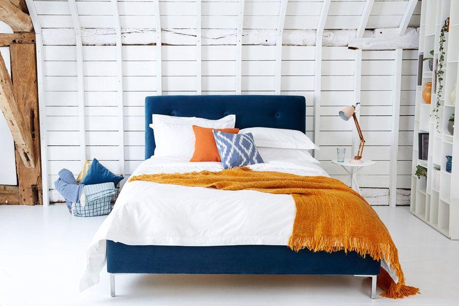 Josephine Modern Upholstered Bed
