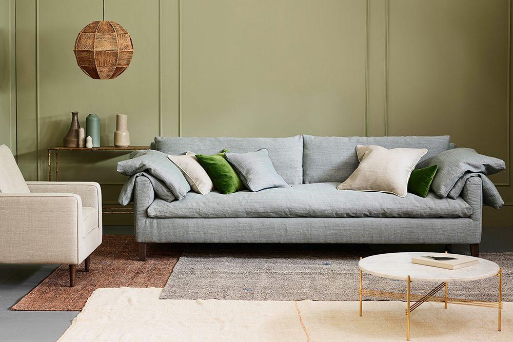 Jude Fixed Cover Sofa