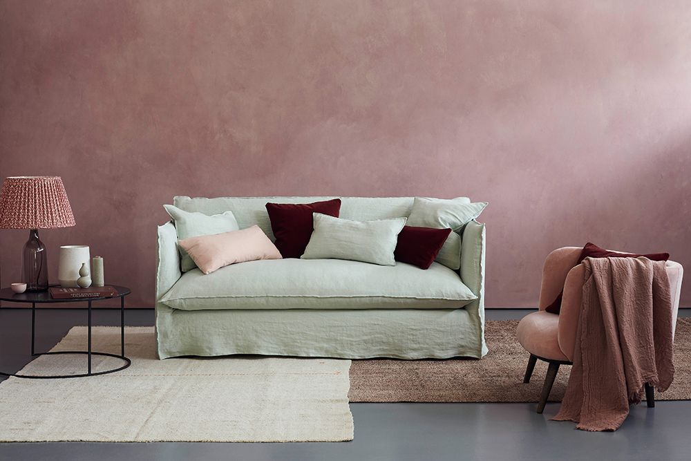 Loose Cover Sofa Bed