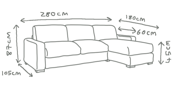 Henry Sofa Bed