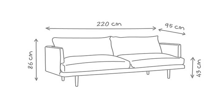 Prime Ottilie Modern Sofa Lamtechconsult Wood Chair Design Ideas Lamtechconsultcom