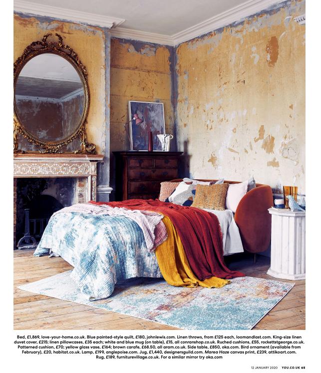 Hepworth Bed