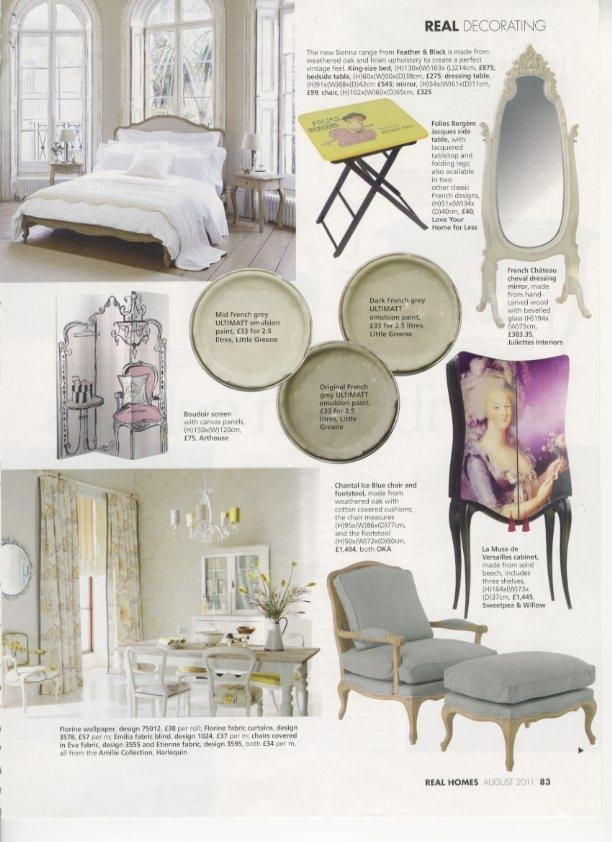 Folies Bergere Jacques Side Table featured in Real Homes