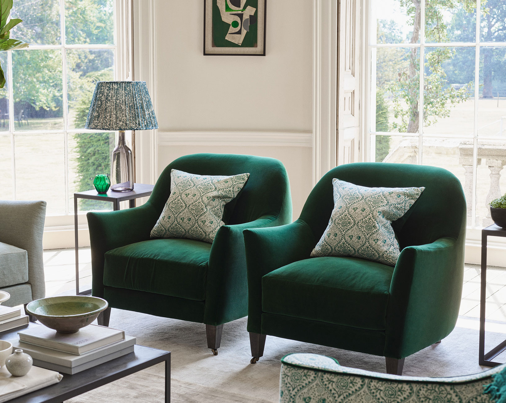 bloomsbury chairs