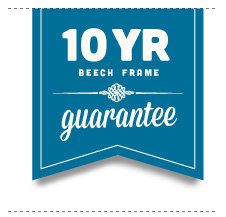 10 year beech frame gurantee