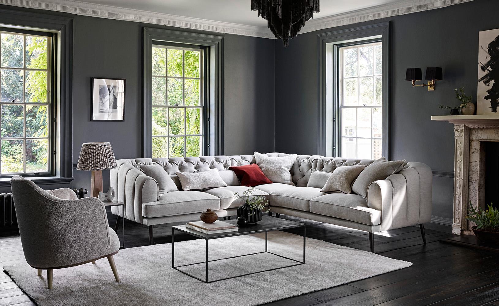 Earl Grey Sofa