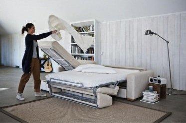 Henry Corner Sofa Bed