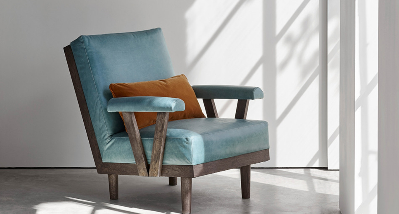 Introducing the Howie Armchair