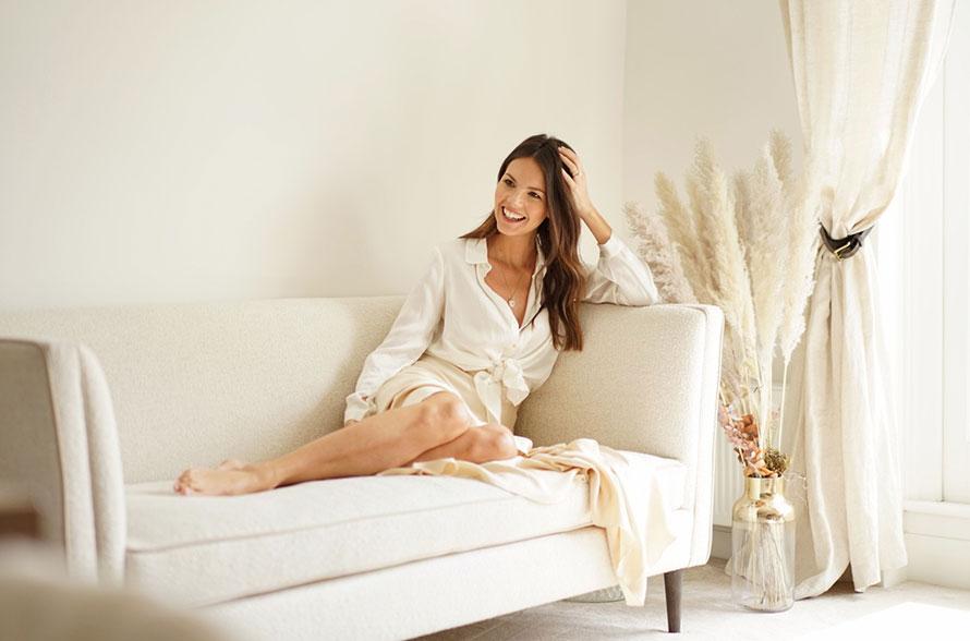 Stephanie Waxburg Odette Sofa