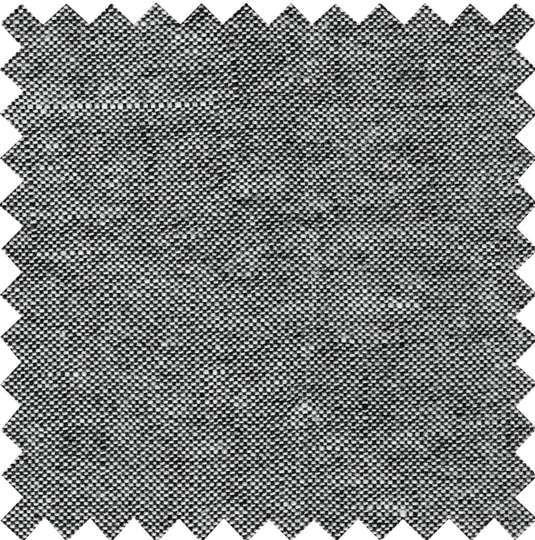 2LG Black and White Linen