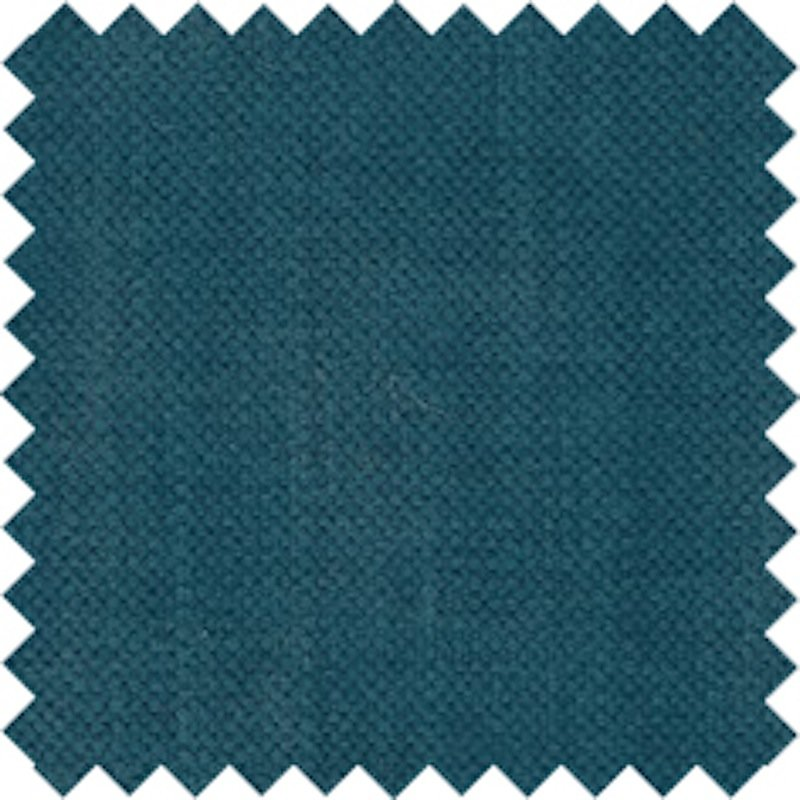 Brushed Cotton Linen Teal