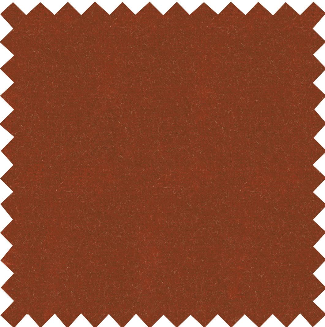 Livingetc Edit Studio Rich Stain Resistant Velvet Rust