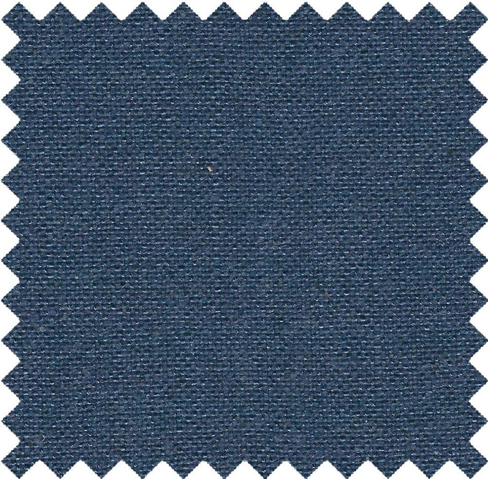 Stain Resistant Linen Cobalt