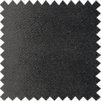 Stain Resistant Velvet Graphite