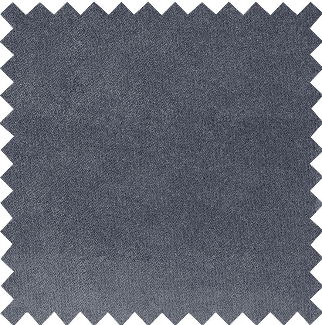 Studio Rich Stain Resistant Velvet Steel Blue