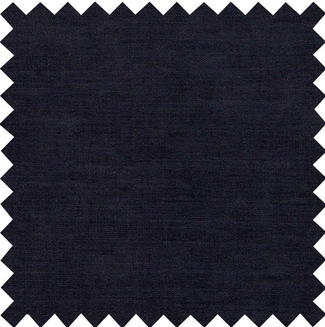 Studio Soft Linen Cotton Black Blue